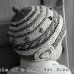 Toddler Silk Hat Size 12 Month