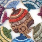 Newborn Silk/Wool Hat, Very Soft, W..