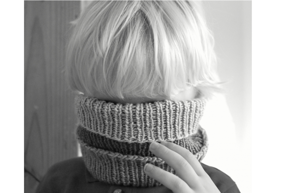 Soft Silk Earwarmer Headband Scarf Unisex - Handmade in Switzerland by Tom's Grossmami